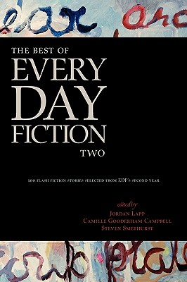The Best of Every Day Fiction Two Cover