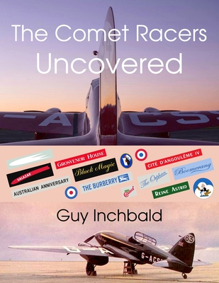 The Comet Racers Uncovered Cover Image
