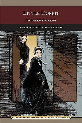 Cover for Little Dorrit (Barnes & Noble Library of Essential Reading)