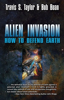 Alien Invasion: How to Defend Earth Cover Image