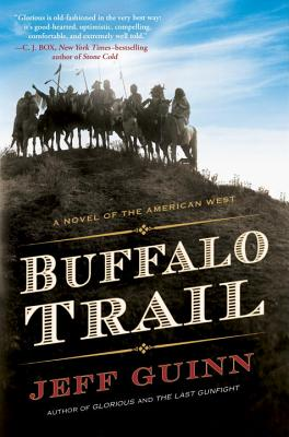 Buffalo Trail: A Novel of the American West (A Cash McLendon Novel #2) Cover Image