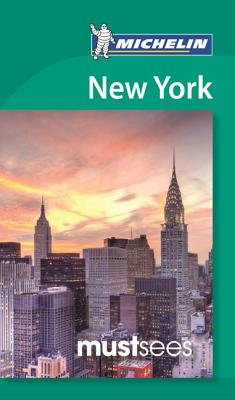 Michelin Must Sees New York City Cover