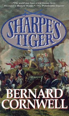 Sharpe's Tiger: Richard Sharpe and the Siege of Seringapatam, 1799 (Richard Sharpe Adventures (Audio) #1997) Cover Image