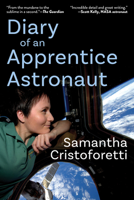 Diary of an Apprentice Astronaut cover