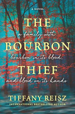 The Bourbon Thief: A Southern Gothic Novel Cover Image