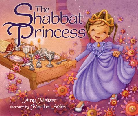 The Shabbat Princess Cover