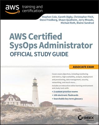 Aws Certified Sysops Administrator Official Study Guide: Associate Exam Cover Image