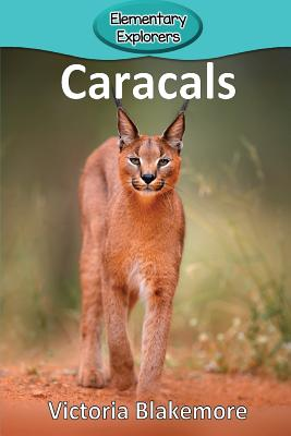 Caracals (Elementary Explorers #81) Cover Image