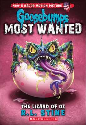 Lizard of Oz (Goosebumps: Most Wanted #10) Cover Image
