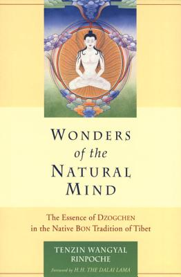 Wonders of the Natural Mind Cover