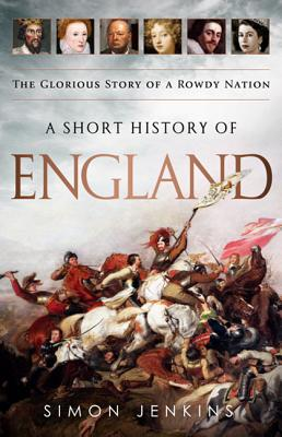 A Short History of England Cover
