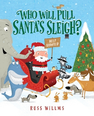 Who Will Pull Santa's Sleigh? Cover Image