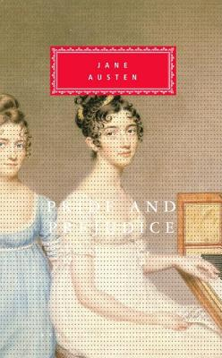 Pride and Prejudice (Everyman's Library Classics Series) Cover Image