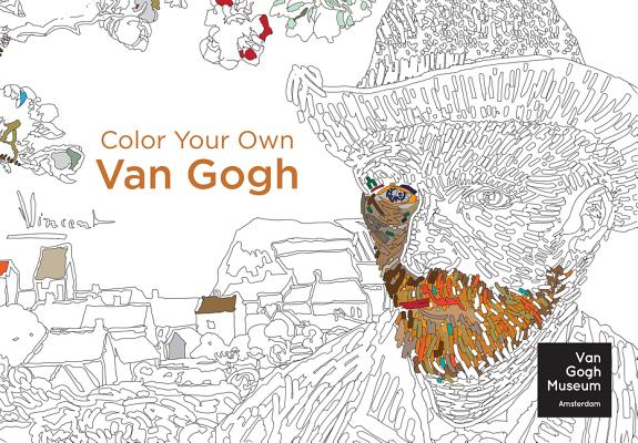 Color Your Own Van Gogh Cover Image
