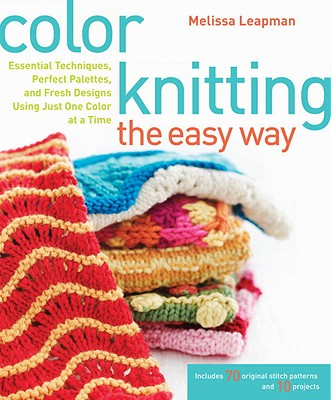 Color Knitting the Easy Way Cover