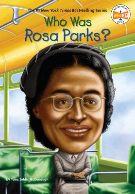 Who Was Rosa Parks? (Who Was?) Cover Image