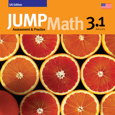 Jump Math AP Book 3.1: Us Common Core Edition Cover Image