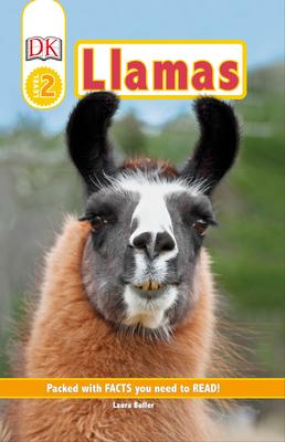 DK Readers Level 2: Llamas Cover Image