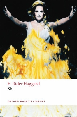 She (Oxford World's Classics) Cover Image