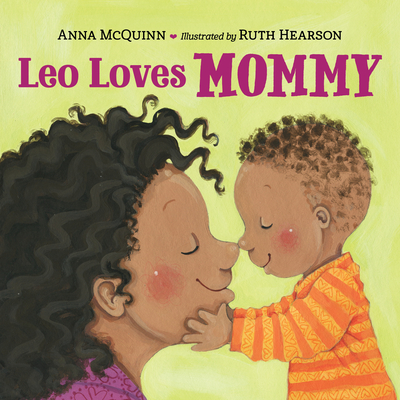 Leo Loves Mommy Cover Image