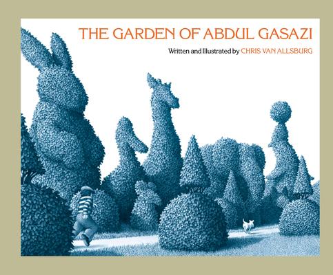 The Garden of Abdul Gasazi cover