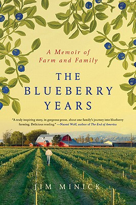 Cover for The Blueberry Years