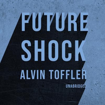 Future Shock Lib/E Cover Image
