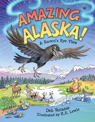 Amazing Alaska Cover