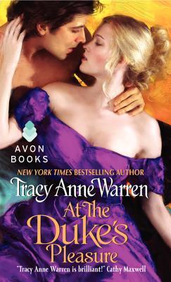 At the Duke's Pleasure (Byrons of Braebourne #3) Cover Image