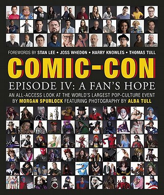 Comic-Con Episode IV Cover