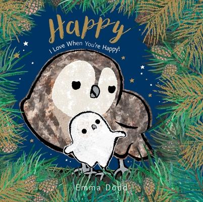 Happy (Emma Dodd's Love You Books) Cover Image
