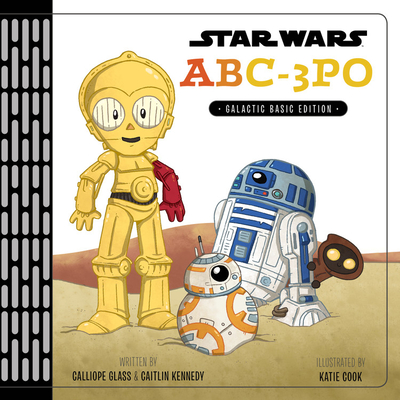 Star Wars ABC-3PO Alphabet Book