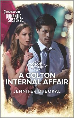 A Colton Internal Affair Cover Image