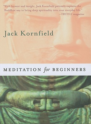 Meditation for Beginners Cover Image