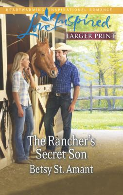 The Rancher's Secret Son Cover