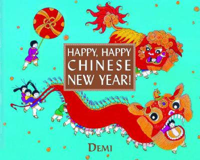 Happy, Happy Chinese New Year! Cover Image