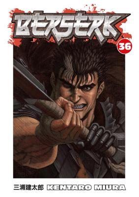 Berserk, Vol. 36 cover image
