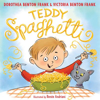 Teddy Spaghetti Cover Image