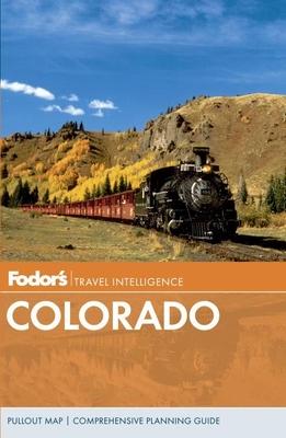 Fodor's Colorado Cover