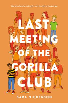 Cover for Last Meeting of the Gorilla Club