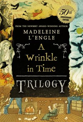 A Wrinkle in Time Trilogy (A Wrinkle in Time Quintet) Cover Image