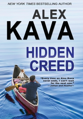 Hidden Creed: (Book 6 Ryder Creed K-9 Mystery) Cover Image