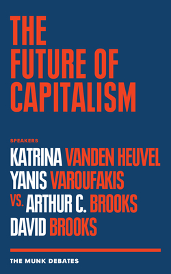 The Future of Capitalism Cover Image