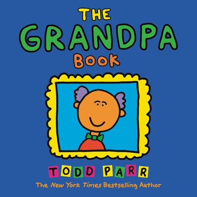 The Grandpa Book Cover Image