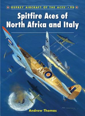 Spitfire Aces of North Africa and Italy Cover