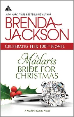 Cover for A Madaris Bride for Christmas (Madaris Family Saga #12)