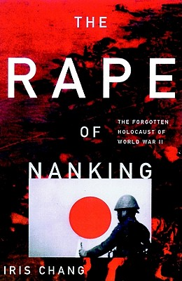 Cover for The Rape of Nanking