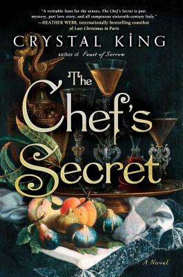 The Chef's Secret: A Novel Cover Image