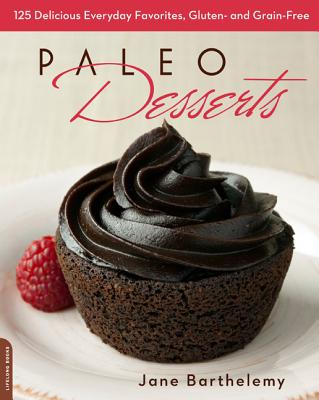 Paleo Desserts Cover