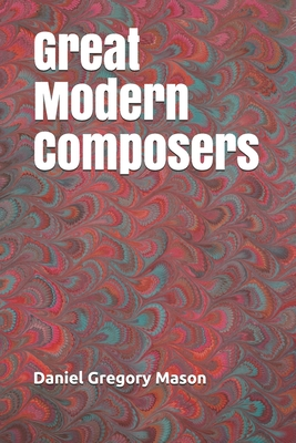 Great Modern Composers Cover Image